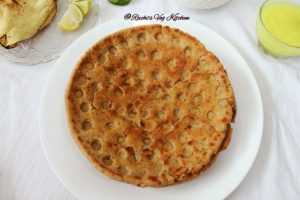 Everything About Artistic RajasthaniKhoba Roti