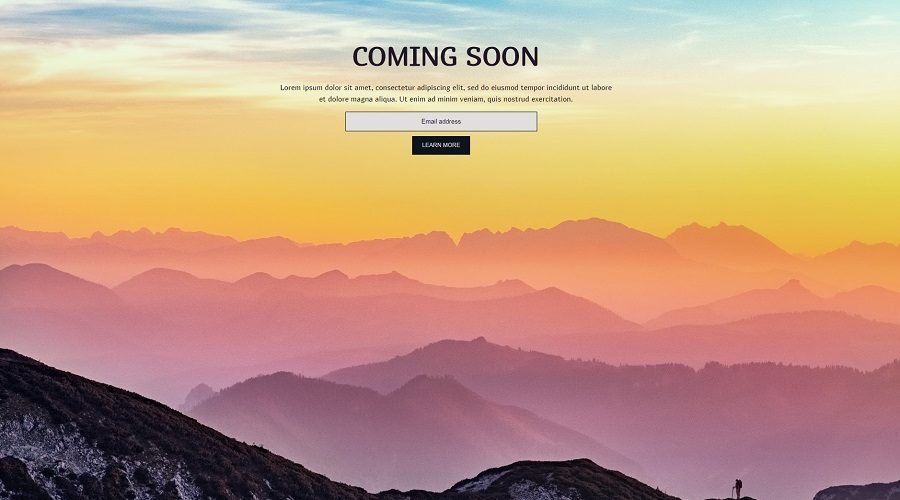 Compelling Reasons to Create a Coming Soon WordPress Page