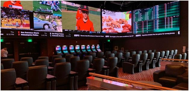 Philadelphia Sports Betting Scores at Parx Casino