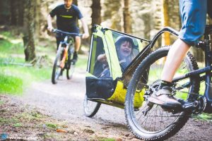 At What Age Can Babies Go on Bicycle Trailers?