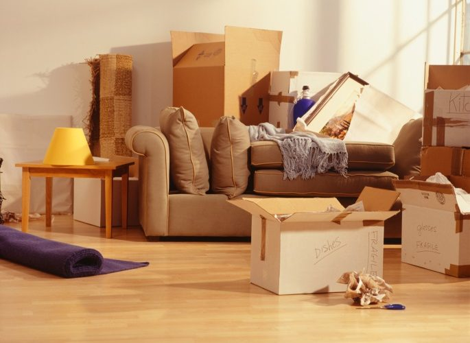 Getting Ready To Move?