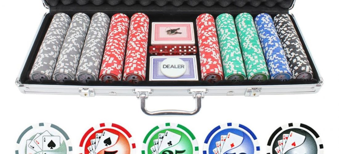 Types Of Chips Used In Poker