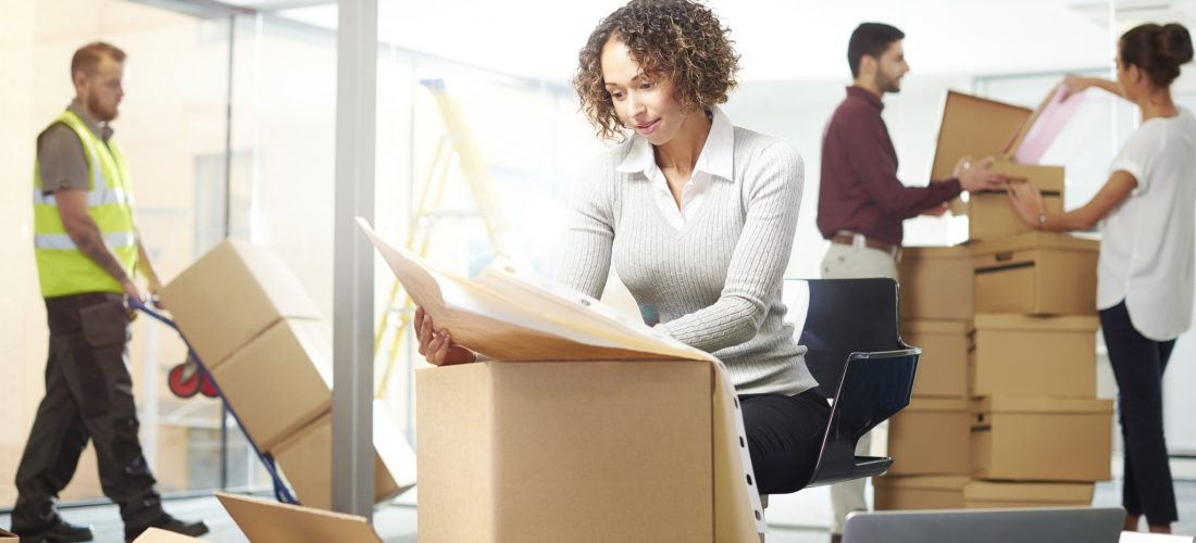 The Benefits of Office Relocation