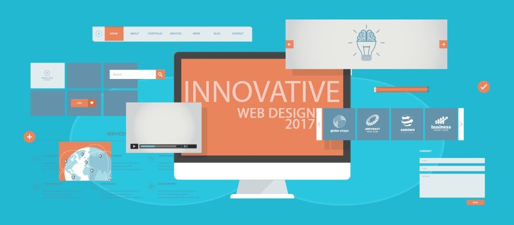 What is Considered to Be an Innovative Web Design?