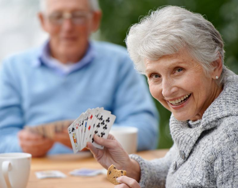 Why the Elderly Love Casino Table Games