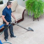 What are the things that you need to do before your carpet cleaner arrives?